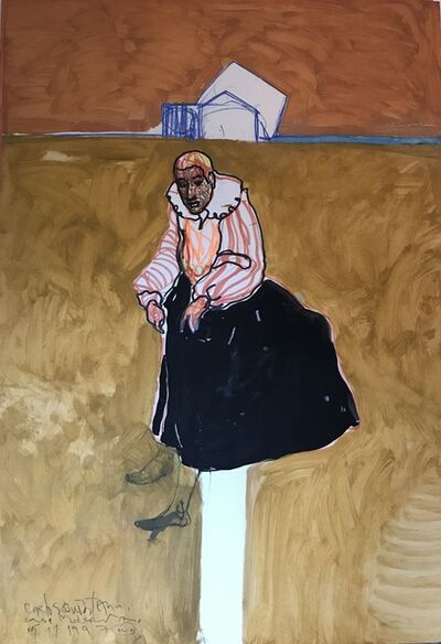 Carlos Quintana, 'Untitled', 1997