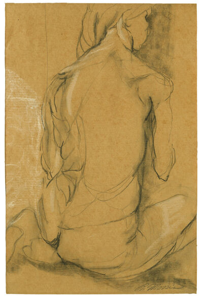 Ruby Morris, 'Figure Study'