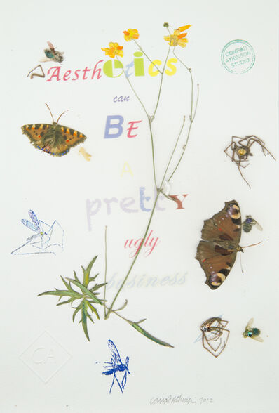 Conrad Atkinson, 'AESTHETICS', 2014