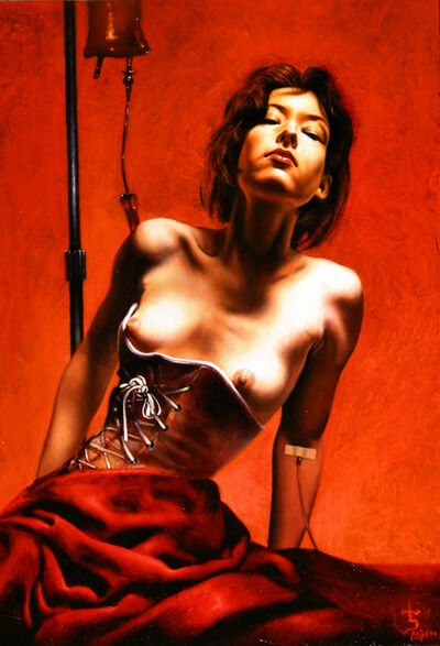 Saturno Butto, 'Sick Girl Vera ', 2007