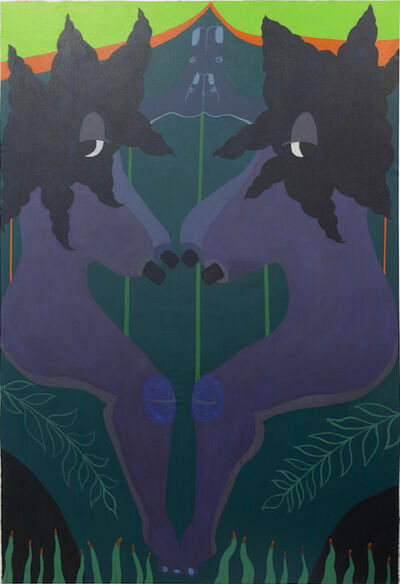Alexandria Smith, 'The Nocturnes', 2017