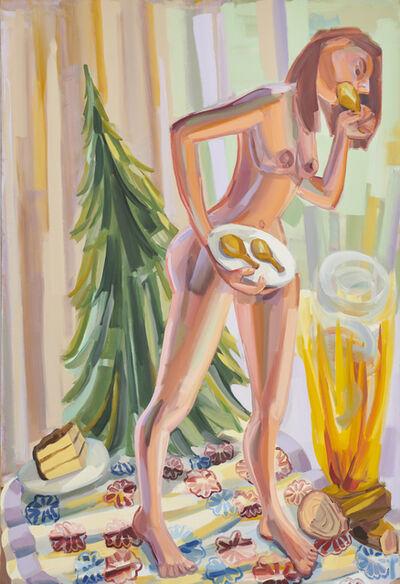 Judith Linhares, 'Feast ', 2011