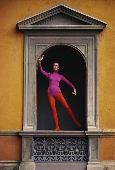 Slim Aarons, 'MARIE-LOUISE SCIO', 1980
