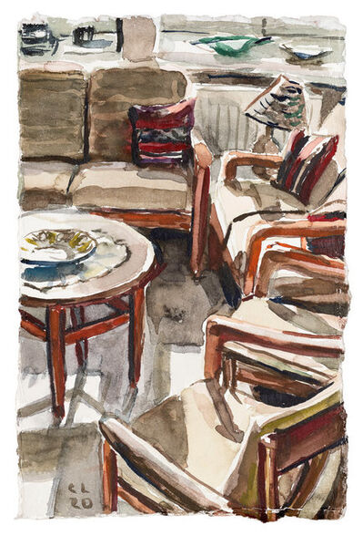 Christopher Lehmpfuhl, 'Sitzgruppe', 2020