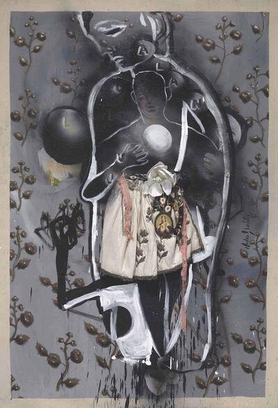 Julio Galán, 'Los Cinco Julios', 1995