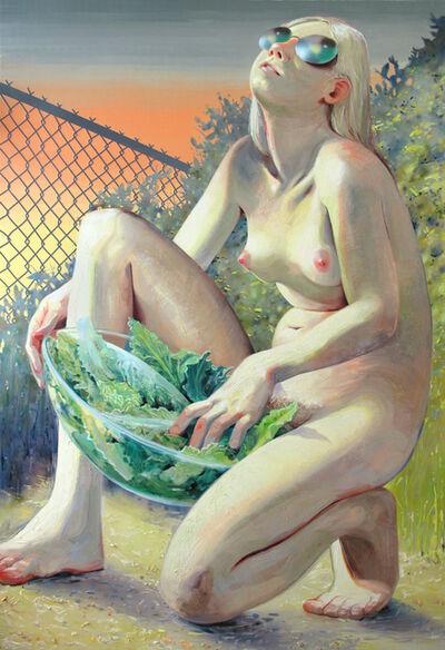 Robin F. Williams, 'Salad Lover', 201