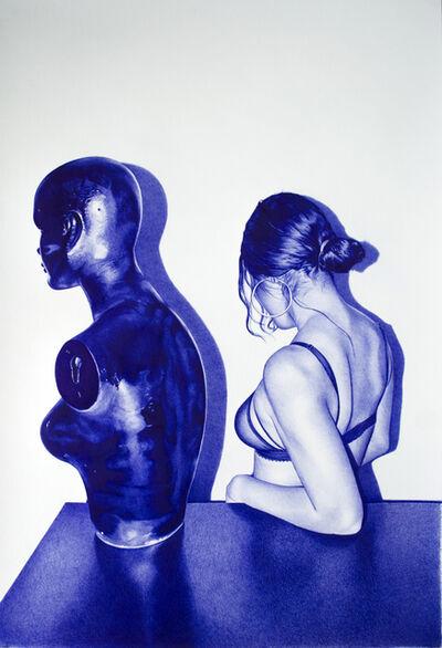 Alfredo Chamal, 'Cuerpos', 2017
