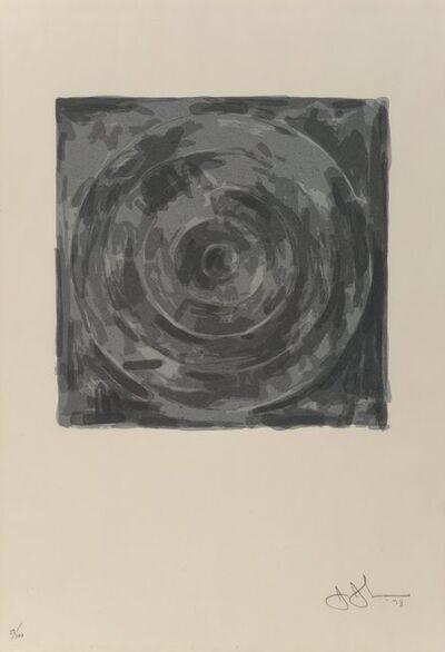 Jasper Johns, 'Target', 1973