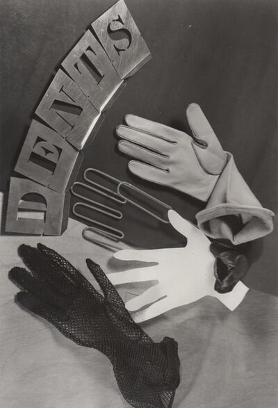 Ringl + Pit, 'Dents, London', 1934
