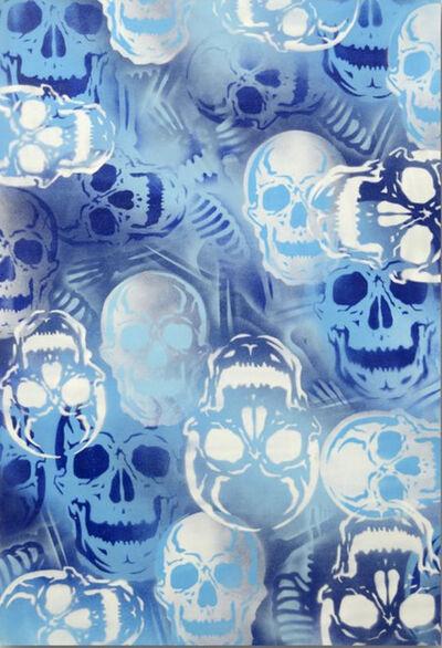 SEEN, 'Blue Skulls', 2007