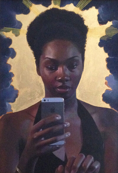 Jas Knight, 'Beatific', 2014