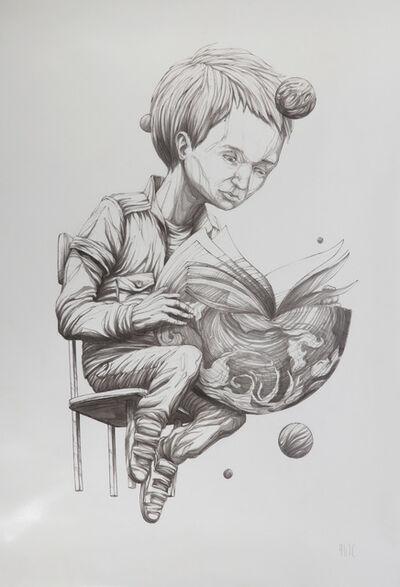 Rustam QBic, 'Reading The Universe', 2012
