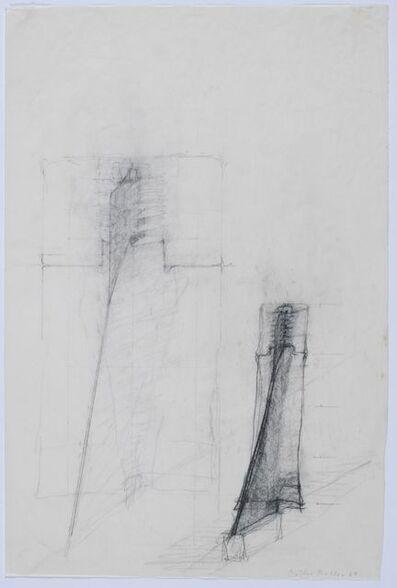 Walter Pichler, 'Ohne Titel (Frau aus Metall)', 1975