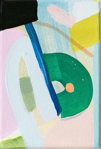 Britt Bass Turner, 'Spring Verde Study II', 2021