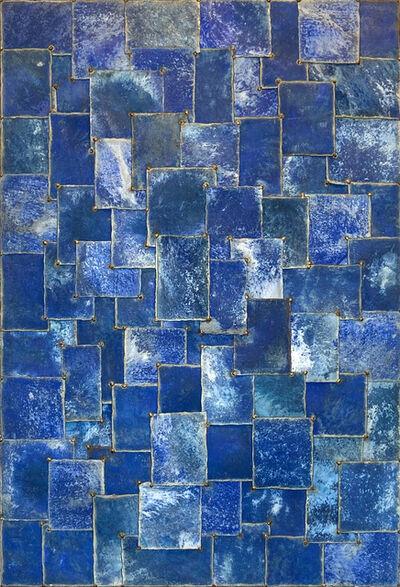 Nathan Slate Joseph, 'Blue Silence', 2012