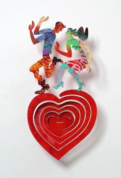 David Gerstein, 'Swinging Heart', 2011