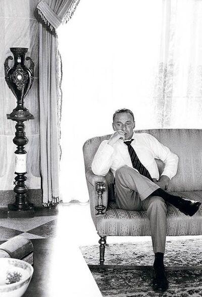Terry O'Neill, 'Frank Sinatra Miami', 1968