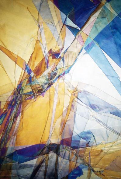 Erich Hartmann, 'Light on Cellophane -1', 1968