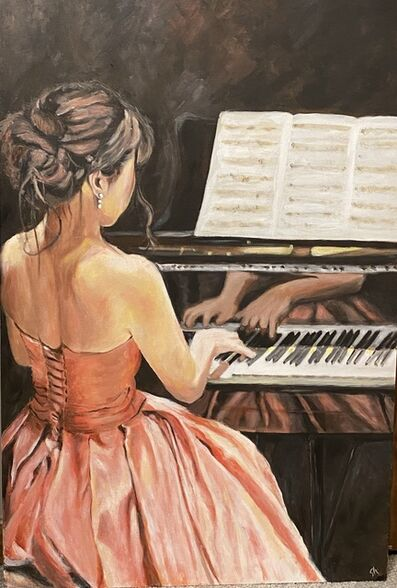 Samra Aslam, 'Piano Pedagogy', 2020
