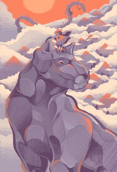 Bao Ho, 'In the mountain', 2020