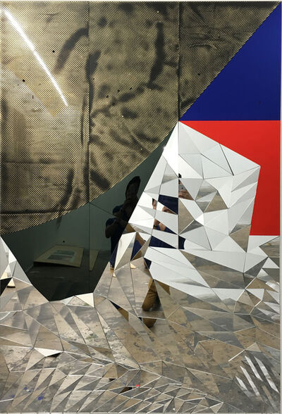 Paul Amundarain, 'Broken Mirror', 2015