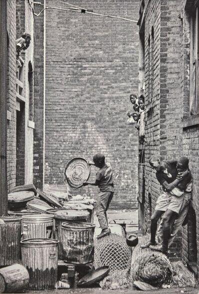 Burk Uzzle, 'Cleveland', 1965
