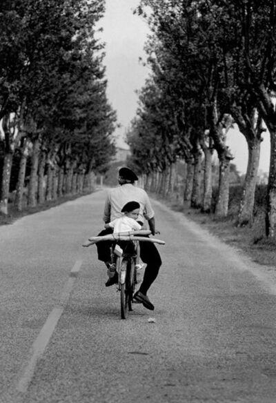 Elliot Erwitt, 'Provence', 1955