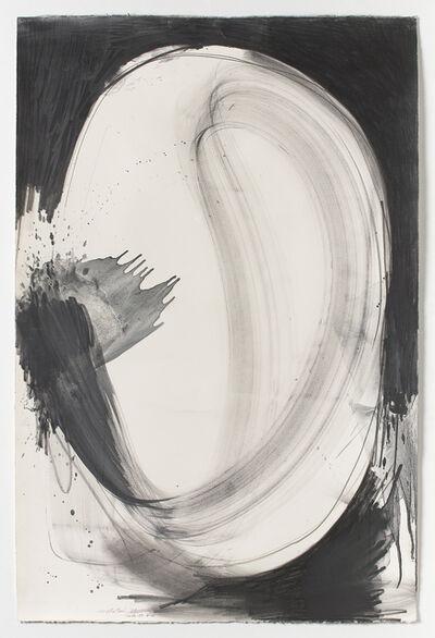 Takesada Matsutani, 'Cercle - 89-9-25  ', 1989