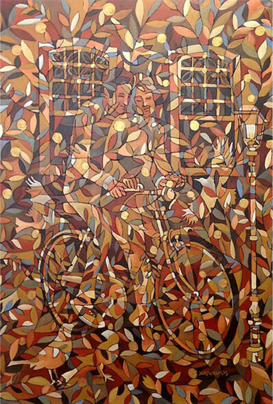 Sergio Ramos, 'O Passeio   |   Bike Ride', 2019