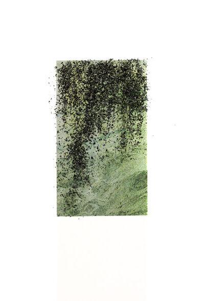 Patricia Carr Morgan, 'Ice Coal #5'