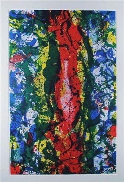 Sam Francis, ' Untitled (SF-344)', 1990