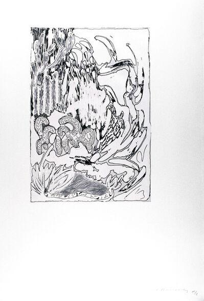 Marc Camille Chaimowicz, 'Les jardins botaniques d'Adelaide I', 1986