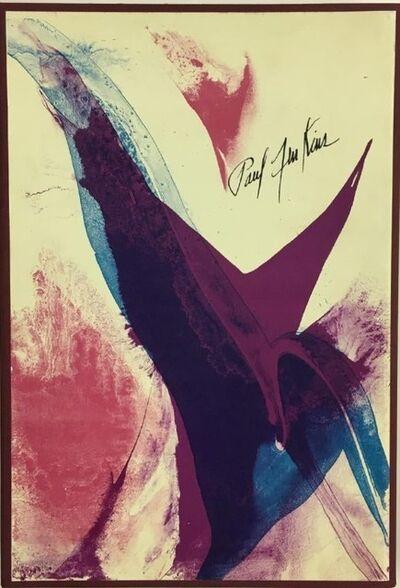 Paul Jenkins, 'Seeing Voice: Welsh Heart, 1965 (Suite)', 1965