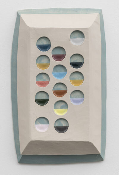 Martha Clippinger, 'palette', 2018