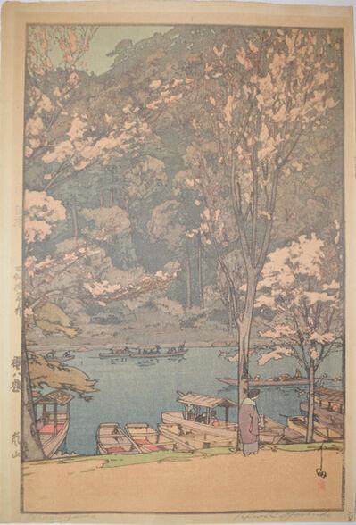Yoshida Hiroshi, 'Arashiyama', 1935