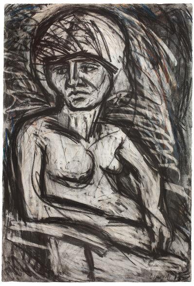 Leon Kossoff, 'Fidelma No. 2', 1978
