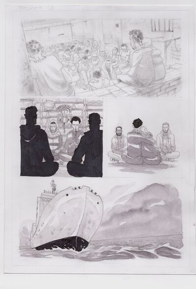 Lelio Bonaccorso, 'Salvezza 3', ca. 2017