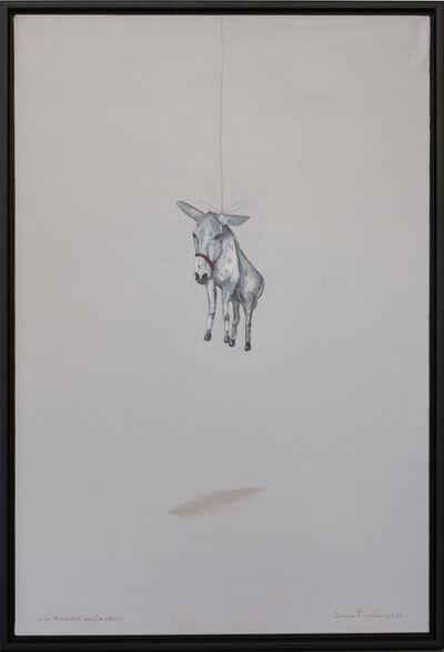 Simone Prudente, 'La pazienza delll'asino', 2012