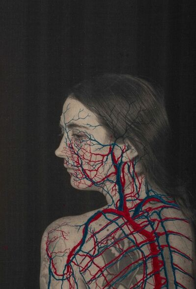 Juana Gomez, 'Distaff.02 (Circulatory System)', 2017