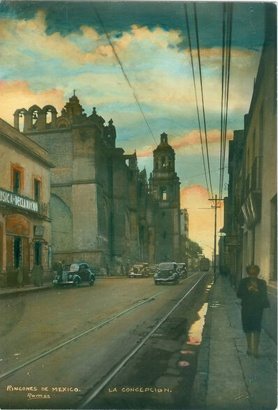 Manuel Ramos, 'MR1223P', ca. 1930