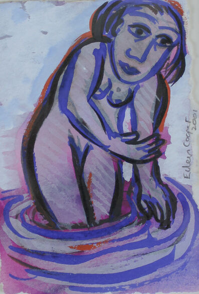Eileen Cooper, 'Pool'