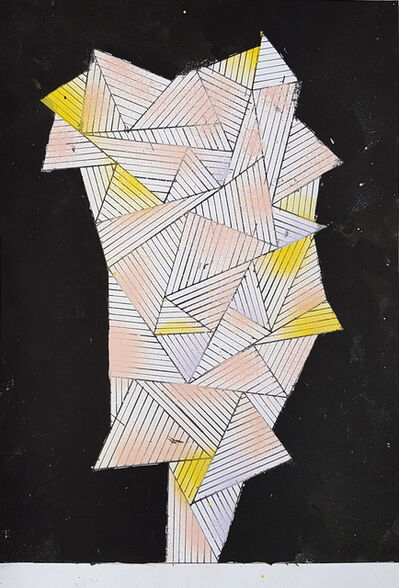 David Batchelor, 'Atomic Drawing 241', 1997-2019