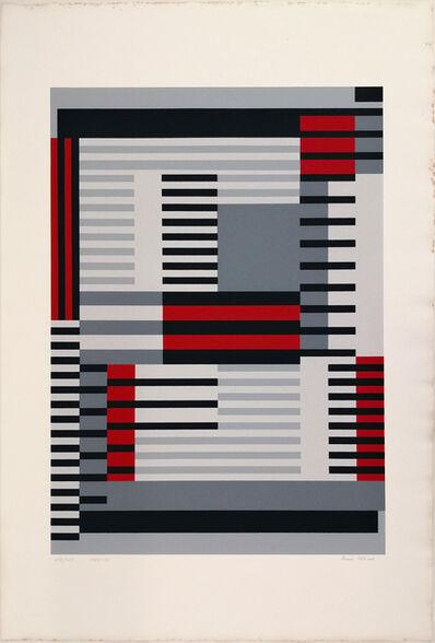 Anni Albers, 'Smyma-knüptteppich (Bauhaus period)', 1925 -1983