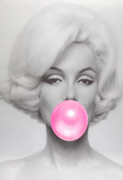 Dan Pearce, 'Marilyn Blow Me (Pink)'