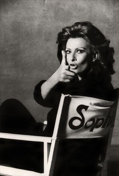 Greg Gorman, 'Sophia Loren : Rome', 1994