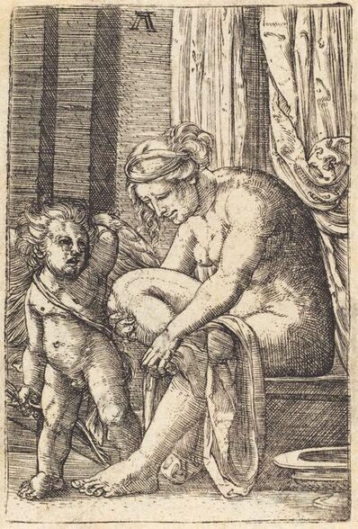 Albrecht Altdorfer, 'Venus after the Bath', ca. 1525/1530