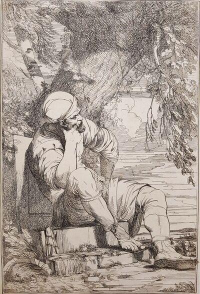 John Hamilton Mortimer, 'Reposo', 1778