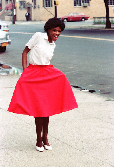 Jamel Shabazz, 'Fly Girl, Brownsville, Brooklyn, NYC', 1980