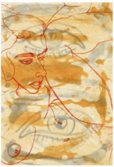 David Salle, 'The Universe Mender I', 1990