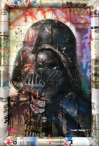 Szabotage, 'Darth - The Can Can Collection', 2018